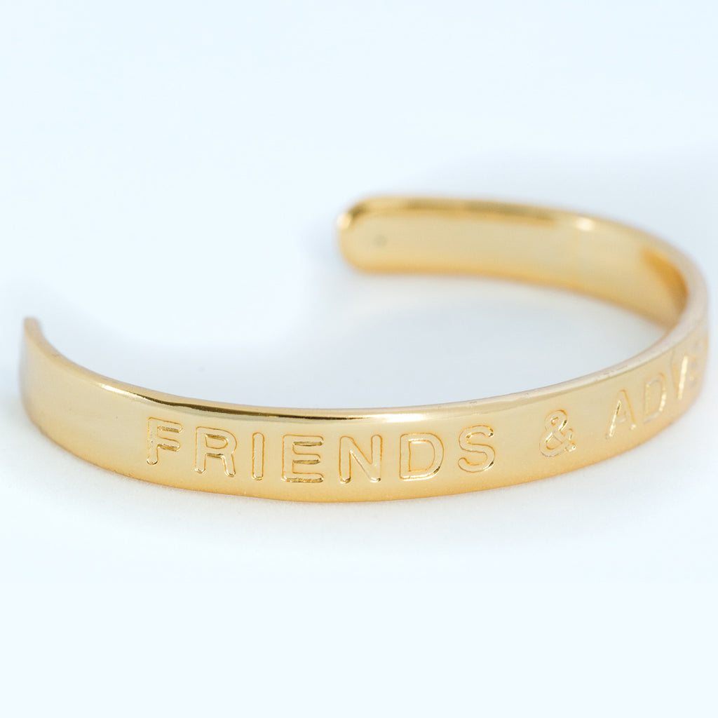 FRIENDS & ADVENTURES gold