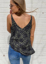 Load image into Gallery viewer, Memphis Leopard Cami