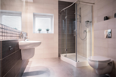 Efficient Design By Architect With Plumbing Fixture