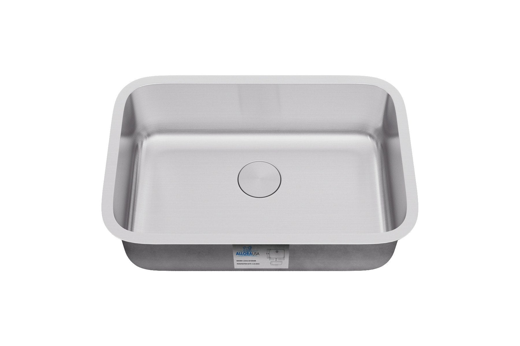 27 Inch Kitchen Sink