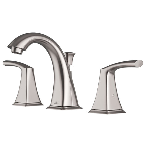 Allora USA - A-6570-BN Bathroom Faucet - TULIP SERIES