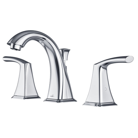 A-6570-C BATHROOM FAUCET- TULIP SERIES