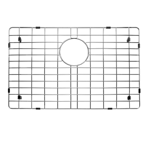 Allora USA - GRHM-2718 - Stainless Steel Kitchen Sink Grid - KralSu Sink and Faucet Supplies