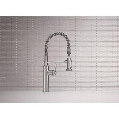 Kohler Sous Pro Style Single Handle Pull Down Sprayer