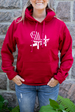 Load image into Gallery viewer, Red Chair Hoodie