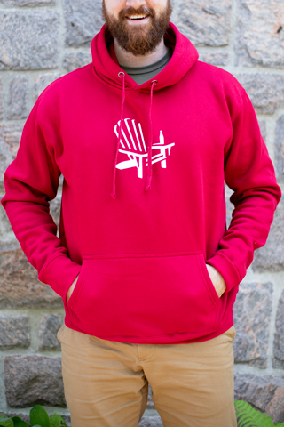 Red Chair Hoodie