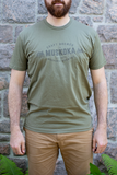 Brewed in Muskoka Green Tee