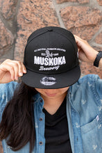 Load image into Gallery viewer, Muskoka Brewery Snapback Hat