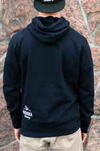 Load image into Gallery viewer, Black Chair Hoodie