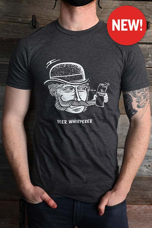 New! - Beer Whisperer Tee