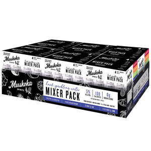 New! Hard Sparkling Water Mixer 4 Pack