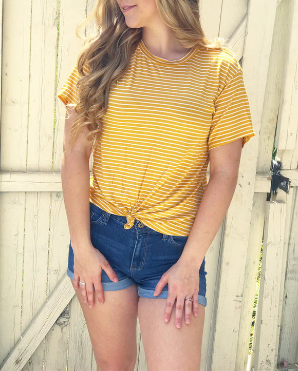 Remy Striped Top