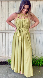 Showing off Lime Maxi