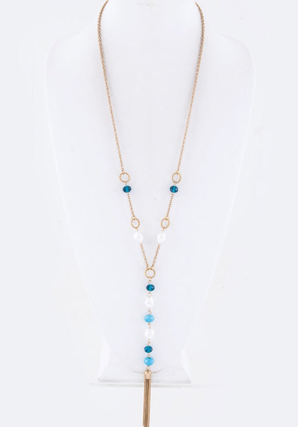 Sky Drop Necklace