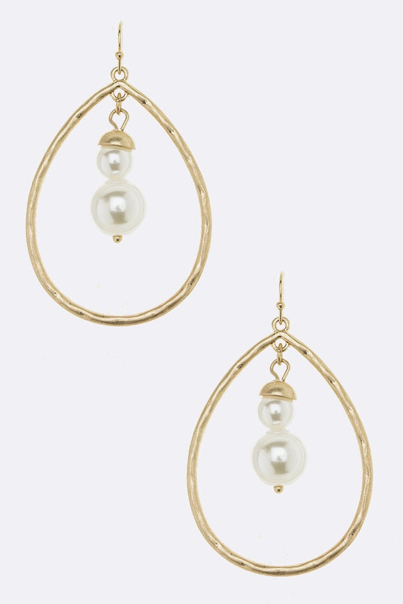 Leah Drop Earrings