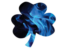Load image into Gallery viewer, Fire & Flames Lucky Shamrocks