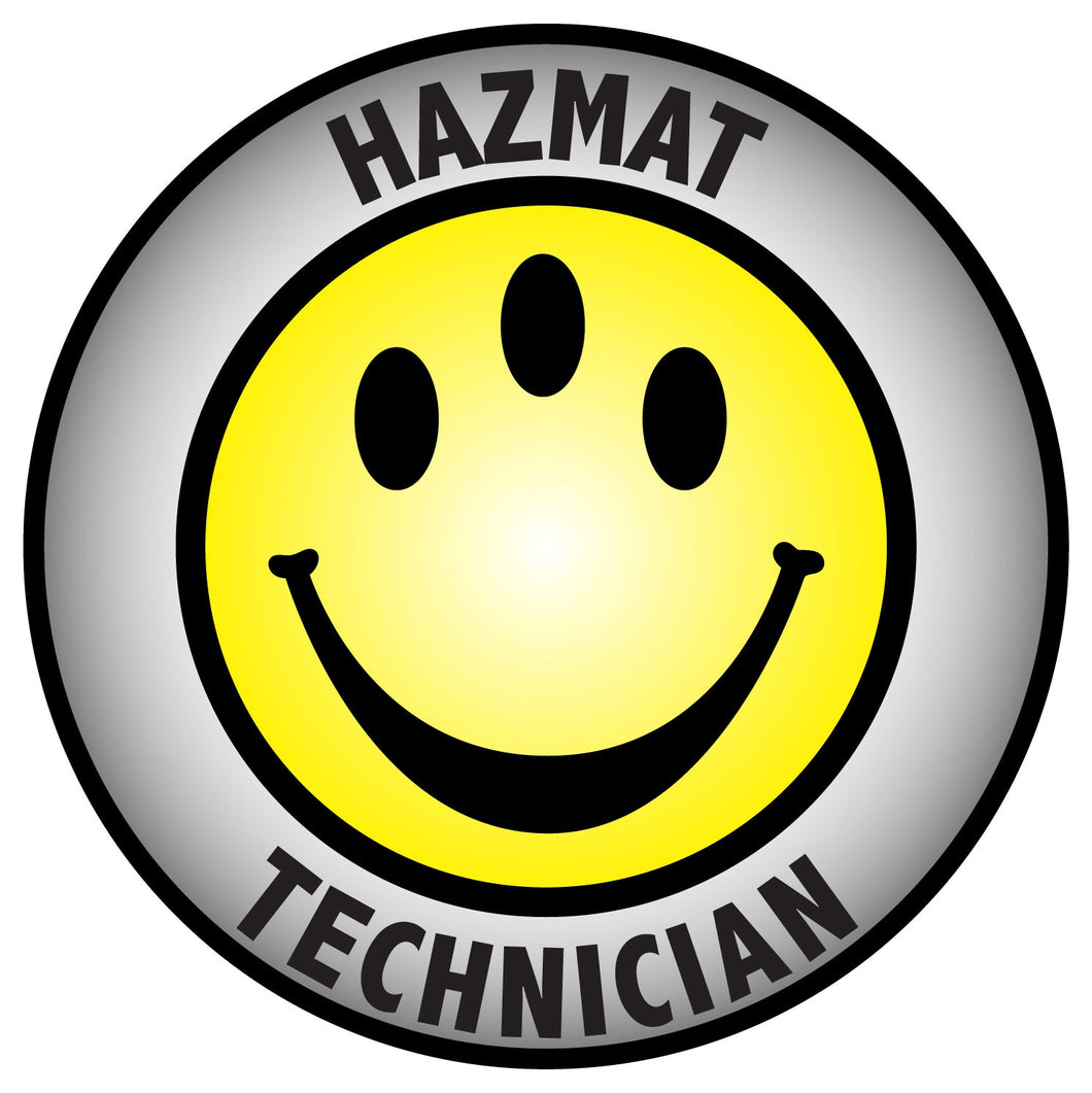 Hazmat Round - 3 Eyes - Technician