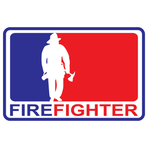 Major League Firefighter Version 6 Reflective Decals