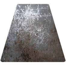 Load image into Gallery viewer, Metal Textures Helmet Tetrahedron Reflective Decals