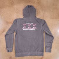 Laced Combat Zone Overdyed Hoodie