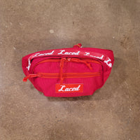 Laced Red 2020 waist bag