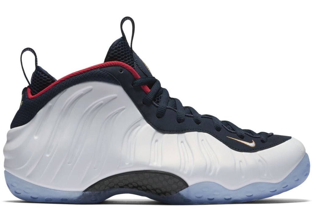 Air Foamposite One Olympic