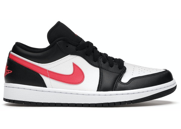 Jordan 1 Low Black Siren Red (W)