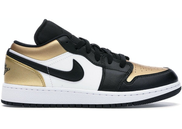 Jordan 1 Low Gold Toe (GS)