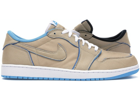 Jordan 1 Low SB QS Lance Mountain Desert Ore