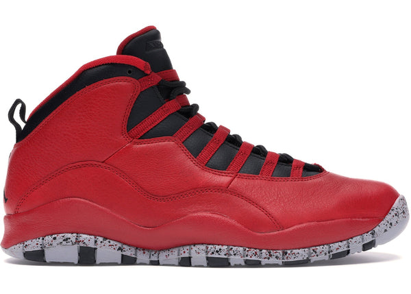 Jordan 10 Retro Bulls Over Broadway