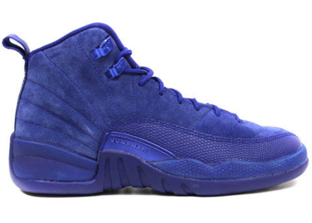 Jordan 12 Retro Deep Royal Blue (GS)