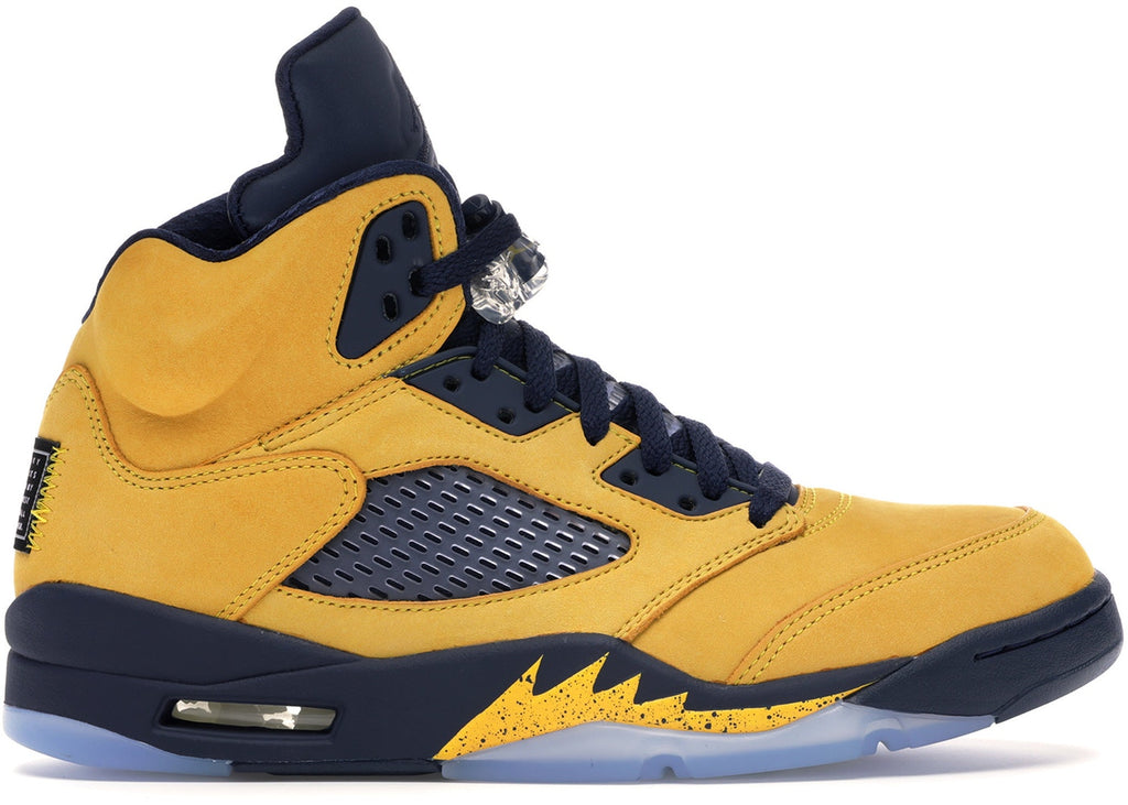 Jordan 5 Retro Michigan (2019)