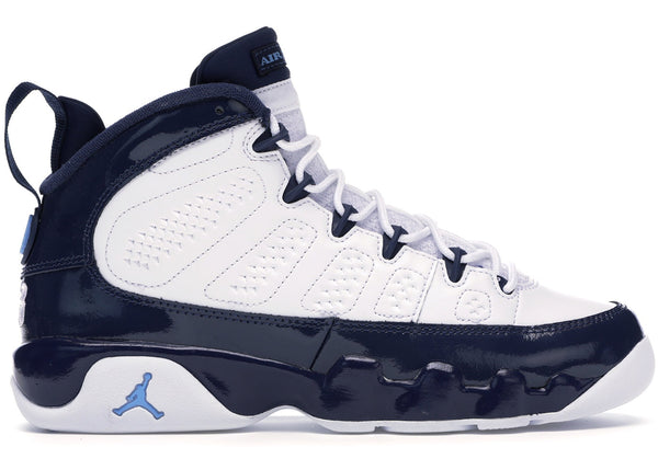 Jordan 9 Retro Pearl Blue (GS)