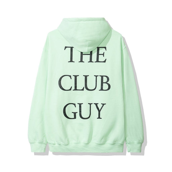 Anti Social Social Club The Club Guy Hoodie Green