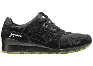 ASICS Gel-Lyte III Beams x Mita Souvenir Jacket Black
