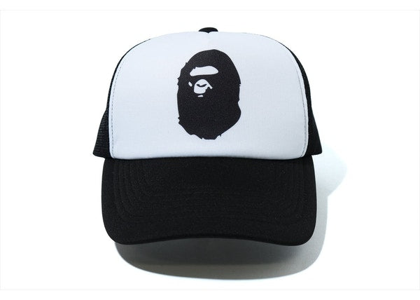 BAPE Family Bag Apehead Hat Black