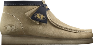 Clarks Wallabees Wu-Tang 36 Chambers 25th Anniversary Maple
