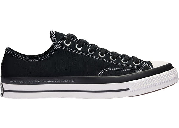 Converse Chuck Taylor All-Star 70s Ox 7 Moncler Fragment Black