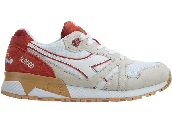 Diadora N9000 Iii White Red