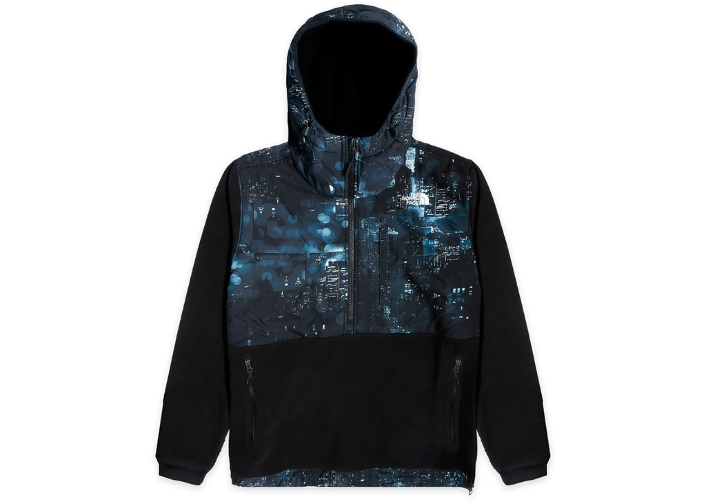Extra Butter The North Face Nightcrawlers Denali Fleece Anorak Multi