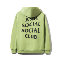 ASSC Flamingo Neon Green Hoody