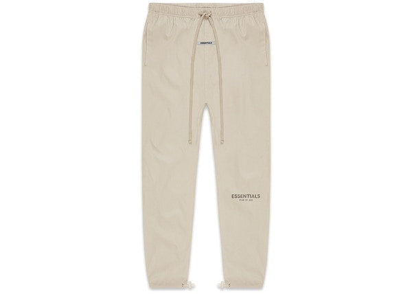 FEAR OF GOD ESSENTIALS Track Pants Olive/Khaki