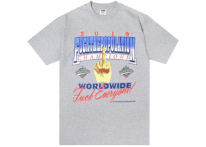 FTP Championship Tee Heather Gray