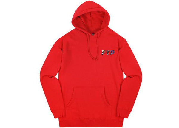 FTP Logo Pullover Red
