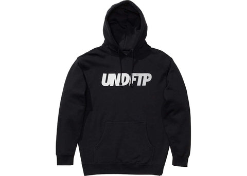 Undefeated FTP hoodie Black Reflective