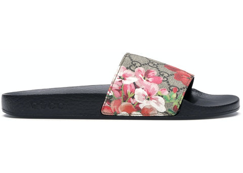 Gucci Slides Bloom Supreme