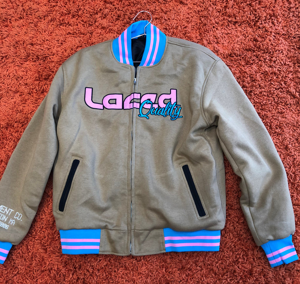 Laced Quality Garments Jacket