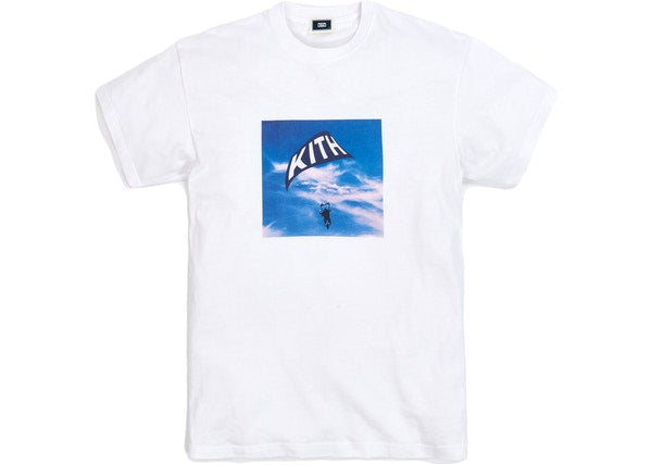 Kith The Great Escape Tee White