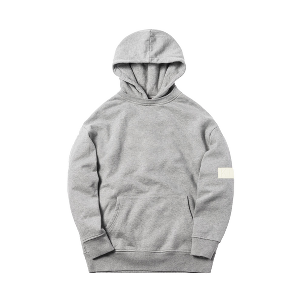 Kith Williams II Hoodie Heather Grey