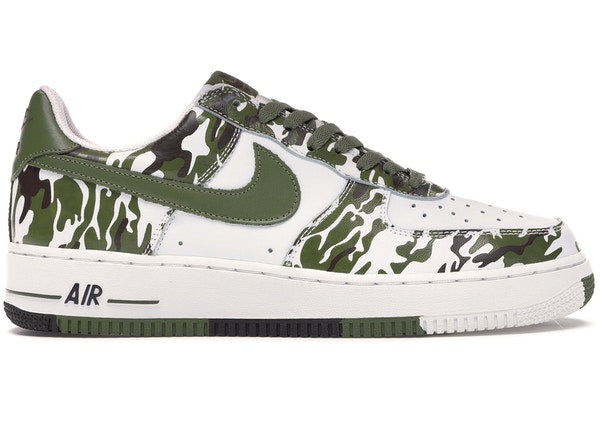 Nike Air Force 1 Low Camouflage Palm Green